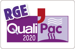 entreprise certifié RGE QualiPAC